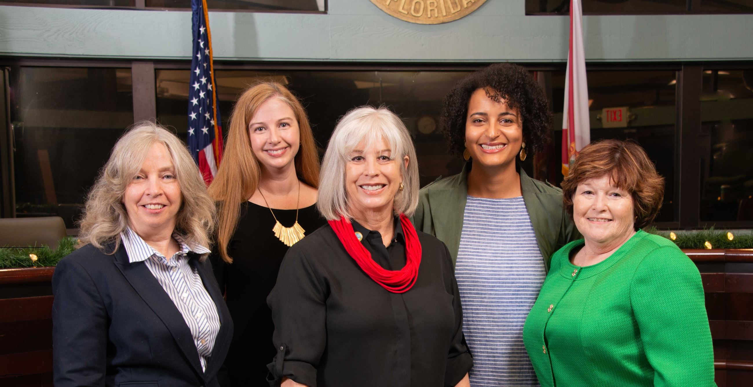 Photo of 2018 City Commission