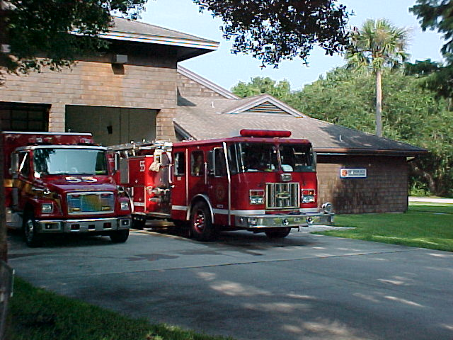Jacksonville Fire/Rescue Station 55